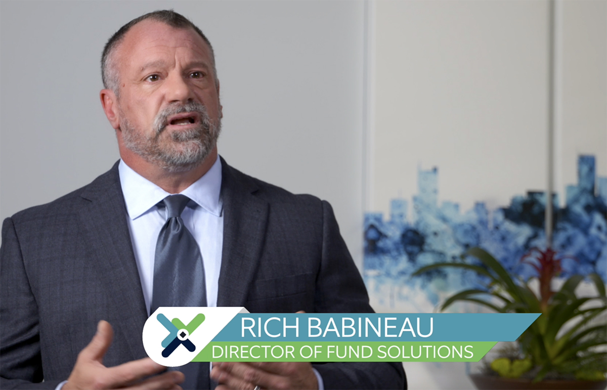 Rich Babineau, director of Fund Solutions at Mediant