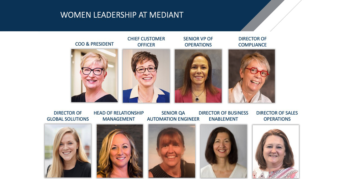 Mediant Mentors: Engaging the Next Generation of Women in Finance